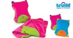 #Trunki Snoozihedz in Pink - Aldiss.com #travel #kids