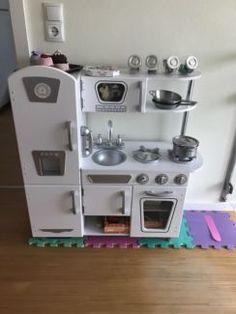 Kidkraft Retro Küche weiß mit sehr viel Zubehör IKEA u HABA in Rheinland-Pfalz - Enkenbach-Alsenborn | Holzspielzeug günstig kaufen, gebraucht oder neu | eBay Kleinanzeigen