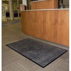 2X Doormat Indoor Outdoor Floor Mat Home Entrance Rug Shoe Scraper Jute Door Mat