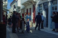Mikra Anglia/ Little England Little England, Greece Travel, Greek Islands, Pose Reference, Places To Go, Street View, In This Moment, Poses, Visit Greece