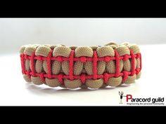 Ladder stitched paracord bracelet - Paracord guild