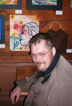 Rene N. from New Bedford, MA. #FHR #Studio35 #ArtTherapy www.fellowshiphr.org