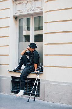 1321bb76dbd7 96 meilleures images du tableau Street style fashion week Paris sept ...
