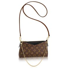 Pallas Clutch - Monogram Canvas - Handbags | LOUIS VUITTON