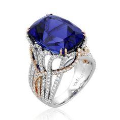 Emerald Cut Tanzanite and Tsavorite Garnet Ring Sterling Silver January Birthstone Custom .66 ct