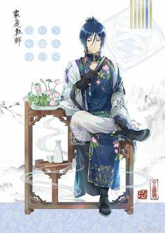 Mukuro-samaaa ^o^ - Anime Guys, Manga Anime, Anime Art, Reborn Katekyo Hitman, Hitman Reborn, Mafia, Sakura Mochi, Fanart, Anime Kawaii