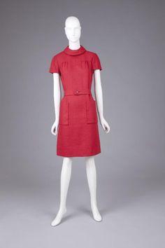 Dress    Geoffrey Beene, 1960s    The Goldstein Museum of Design