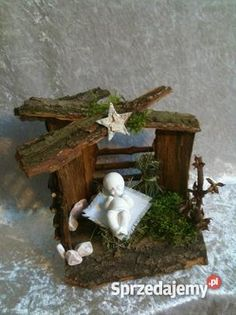 Christmas Crafts, Merry Christmas, Christmas Decorations, Christmas Ornaments, Holiday Decor, Advent, Nativity, Diy And Crafts, Projects To Try
