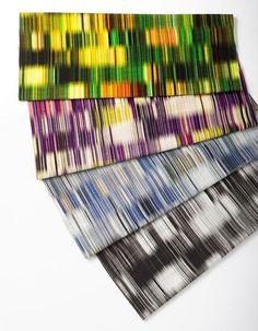 Architect David Adjaye Designs Fabrics for KnollTextiles