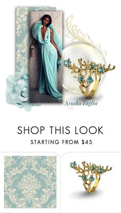 FG1698 by axenta on Polyvore featuring мода, jewelry, axenta and aroshataglia