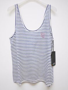949e537e0ff76 RUSTY SURF T-Shirt ON THE STREETS TEE S SMALL SIZE LADY MARINER BLUE Basic