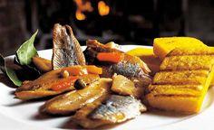 Niente carne il venerdì, e allora uova, renga e sardine – ALDO RIDOLFI