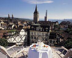 Hotel: Widder Hotel Zürich - GF Luxury