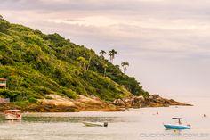 Quatro Ilhas - Bombinhas, Brazil