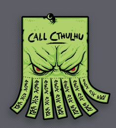Call Cthulhu by Letter-Q, sold by Shirt Woot Hp Lovecraft, Lovecraft Cthulhu, Lovecraftian Horror, Bizarre, Dark Lord, Fantasy Art, Nerdy, Character Design, Creations