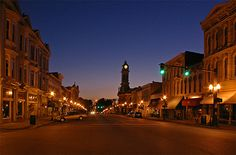 Georgetown, KY~~truly a beautiful Main Street!!!