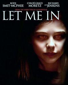 Let Me In, Let It Be, Dark Moon, Chloe Grace, Movie Posters, Film Poster, Billboard, Film Posters