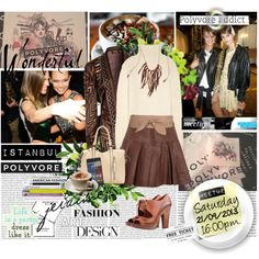"""PolyvoreIstanbulMeetup SATURDAY 21/09/2013"" by helenevlacho on Polyvore"