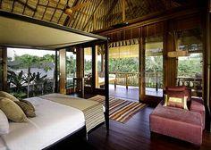bali luxury villas getaways puribawana master bedroom interior ...