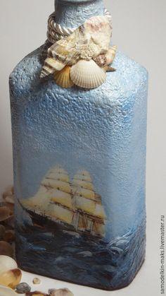 Купить или заказать Подарочная бутылка 'Привет из Крыма' в интернет-магазине на Ярмарке Мастеров. Вообще-то она не такая уж декоративная... Ее можно наполнить (или заказать уже наполненную излюбленным напитком), полюбоваться всласть, повосхищаться неординарным подарком, подивиться фантазии дарителя, выпить с удовольствием содержимое и оставить себе на память саму бутылку. Миллион удовольствий в одном флаконе! Чтобы это чудо долго согревало душу воспоминаниями и перешло по наследству к...
