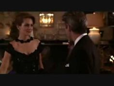 Pretty woman - late, stunning, forgiven (best part <3)