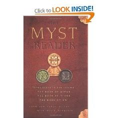 Love this book... any Myst fan will appreciate it.