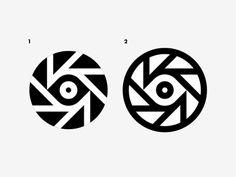 camera logo by mark weaver