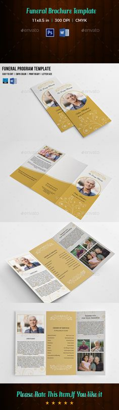 Church Bulletin Template Bundle-Vol 002 Churches, Print - church bulletin template