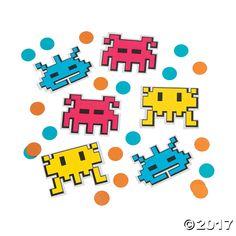 80s Party Confetti