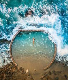 Laguna Beach Natural Pool, California