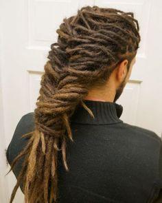 Hairstyles for Thinning Dreads . 6 Best Hairstyles for Thinning Dreads . 20 Terrific Long Hairstyles for Black Men Blonde Dreadlocks, Dreadlocks Court, Locs, Thin Dreads, Dreadlocks Men, Braided Dreadlocks, Dreads Styles, Dreadlock Styles, Curly Hair Styles