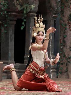 Khmer Dance in Cambodia