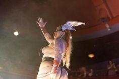 Bettie Blackheart, The Viking Goddess at the Helsinki Burlesque Festival 2013 / Photo Minna Jerrman Burlesque Festival, Helsinki, Vikings, Concert, The Vikings, Concerts, Viking Warrior