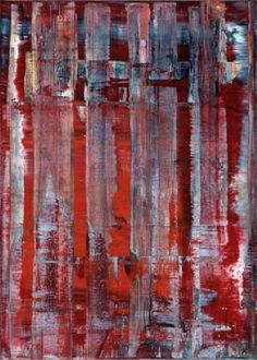 WOWGREAT - gacougnol:   Gerhard Richter Abstract   2007/10/18
