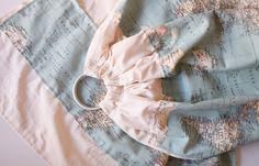 DIY: Bandolera artesanal   Fruto Samore porteo bebe