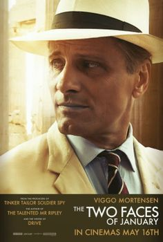 THE TWO FACES OF JANUARY | Viggo Mortensen http://www.imdb.com/title/tt1976000/...gangster in the making?