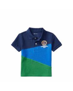 Baby Boy Ralph Lauren Short Sleeve Polo Shirts Authentic