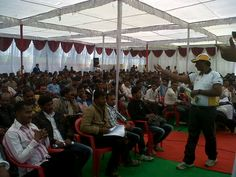 Huge Crowd of bidders and attendees in Faizabad Automall