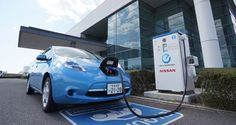 More Charging Stations Than Gas Stations In Japan