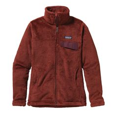 Patagonia Women's Full-Zip Re-Tool Jacket - Made of Polartec® Thermal Pro® polyester (51% recycled) fleece, this technical full-zip jacket has a feminine silhouette.