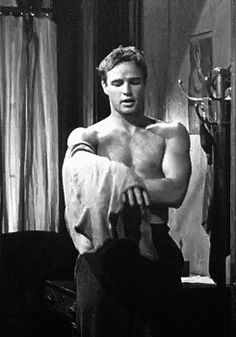 Possibly the sexiest man to walk the earth --- Just some Marlon Brando gifs! - Imgur