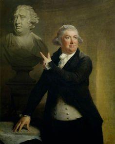 Portrait of Robert Cunninghame Graham of Gartmore (d.1797), Poet and Politician, 1794 attrib. to Sir Henry Raeburn (Scottish 1756-1823)