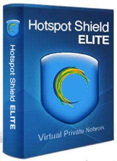 Hotspot Shield VPN Elite v6.20.0 Incl Activator