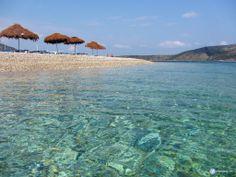 Alonnisos / Alonnisos island Agios Dimitrios beach   photo: http://alonnisos.net/en