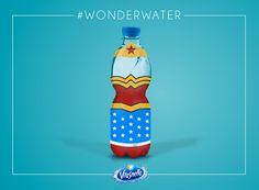 Acqua Vitasnella si veste da #WonderWater.