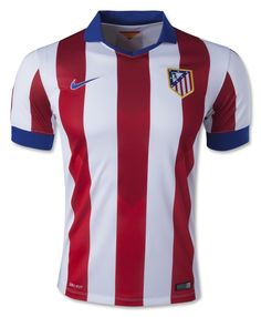 10 Best uniformes de futbol del Atletico Madrid 2016 images ... d71abf094337f