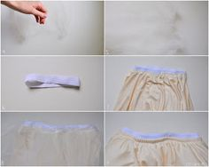 C&C: DIY tulle skirt tutorial