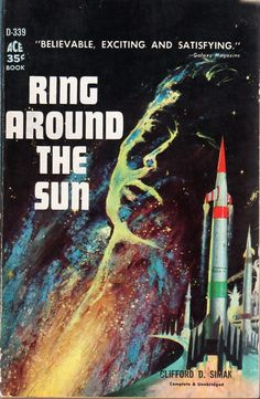 Updates: Recent Science Fiction Acquisitions No. LXIII (Simak + Tenn + Clement…