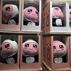 ꒰ 💌 ꒱┊𝚙𝚒𝚗𝚝𝚎𝚛𝚎𝚜𝚝: 𝚘𝚔𝚊𝚢𝚢𝚟𝚒𝚟 Kakao Friends, Plush Pattern, Plushies, Cuddling, Red Velvet, Panda, Lunch Box, Palette, Toys