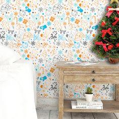 Nesse Natal Faça algo diferente e Moderno, Use e Abuse dos Adesivos de Parede da Aqui Gruda para decorar o ambiente de sua casa, deixe tudo muito lindo para receber as visitas de final de ano...  http://www.elo7.com.br/papel-de-parede-para-enfeites-de-natal/dp/80F186  #Onde Comprar Papel de Parede# clique no Link Acima #Comprar Papel de Parede#  é na AQUI GRUDA!!!
